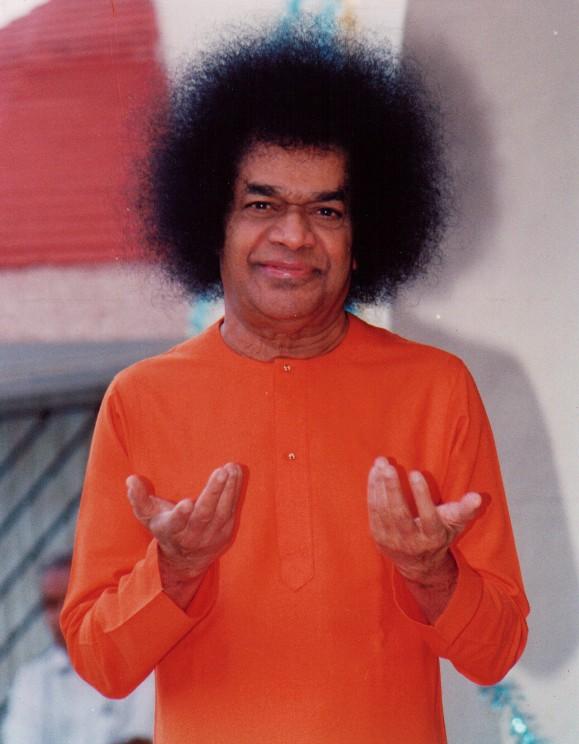 Sri Sathya Sai Baba at Kodaikanal